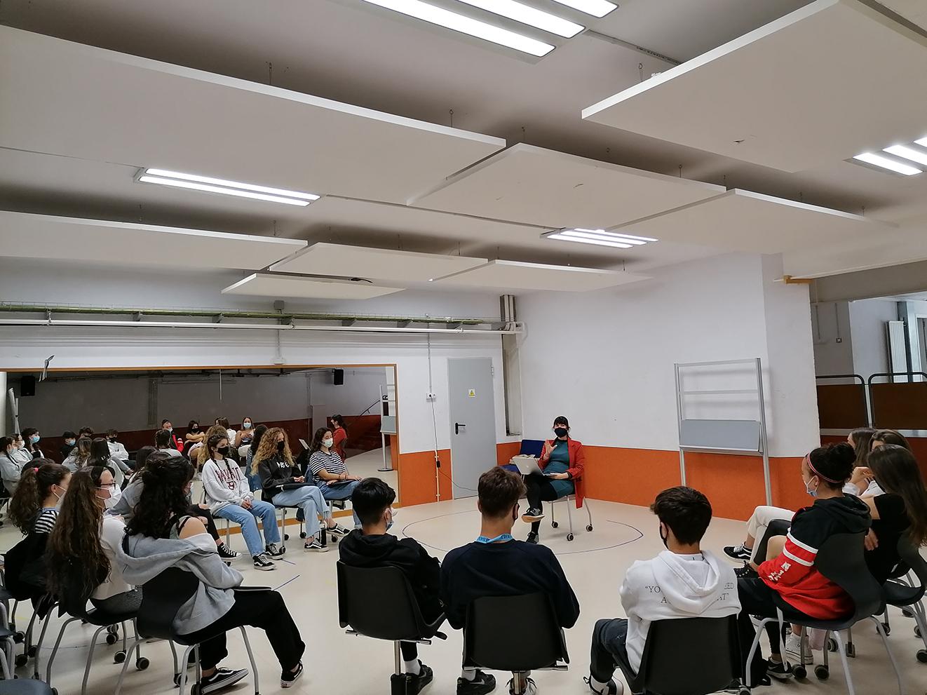 VII Congrés de Treball de Recerca i XVI Premi Fundació Escoles Garbí de Treball de Recerca