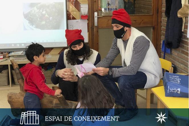 L'Escola celebra les tradicions i la cultura pròpies